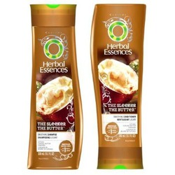 herbal essences shampoo the sleeker the butter for smooth