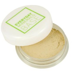 Everyday Minerals Semi-matte Mineral Foundation Base in Sweet Almond