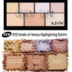 NYX Strobe of Genius Palette