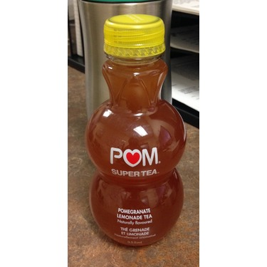 POM Super Tea- Pomegranate Lemonade Tea