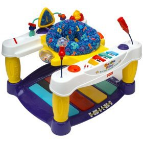 Fisher Price Exersaucer Step Piano Reviews In Baby Gear