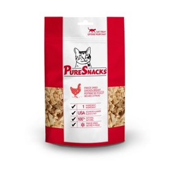 Pure Snacks Freeze Dried Chicken Pet Treats