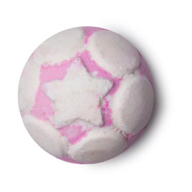 LUSH Snow Fairy Bath Bomb