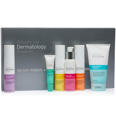 Advanced Dermatology Anti-Aging Regimen Skin Care Line