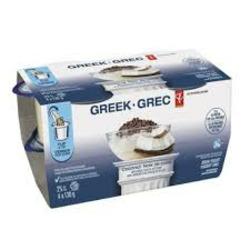 PC Greek Yogurt Coconut with Chocolate Pieces