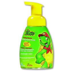 Treehouse wacky melon foaming hand soap for kids