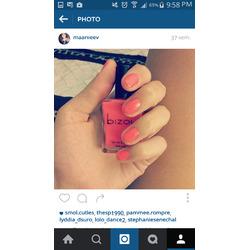bizou nail polish