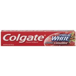 Colgate CinnaMint toothpaste