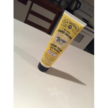 JR Watkins Shea butter hand lotion - lemon cream