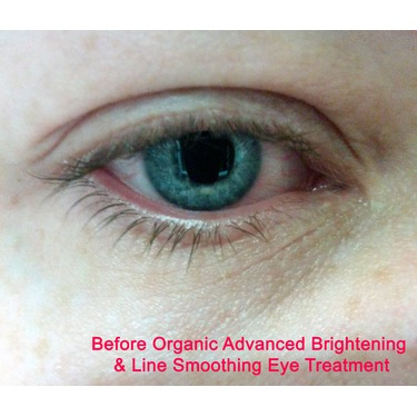 Sweetsation I-Light Organic Advanced Brightening & Line Smoothing Eye Treatment