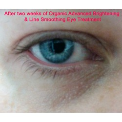 Sweetsation I-Light Organic Advanced Brightening & Line Smoothing Eye Treatment