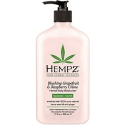 Hempz Blushing Grapefruit & Raspberry Creme Herbal Body Moisturizer
