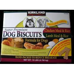 Kirkland Dog Biscuits