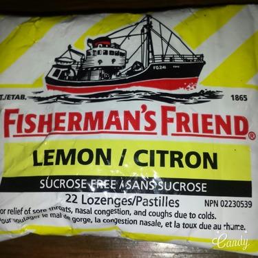 "Fisherman""s Friend Cough Drops"
