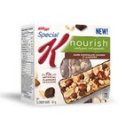 KELLOGG'S SPECIAL K NOURISH DARK CHOCOLATE CHUNKS AND ALMONDS