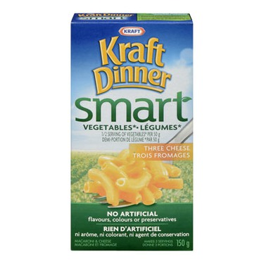 Smart 3 Cheese Kraft Dinner