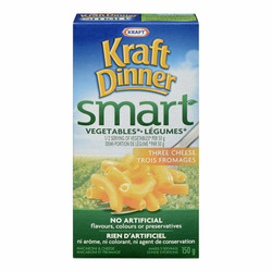 Smart 3 Cheese Kraft Dinner