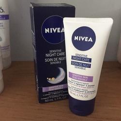 NIVEA Sensitive Night Cream