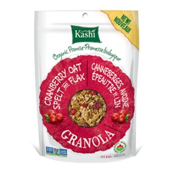 Kashi Organic Promise Cranberry, Oat, Spelt and Flax Granola