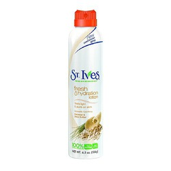 St. Ives Fresh Hydration Lotion Spray