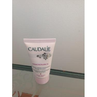 Caudalie Vinosource Masque-crème hydratant Visage et yeux