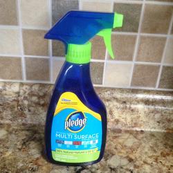 Pledge Multi Surface Cleaner - Clean Citrus Scent