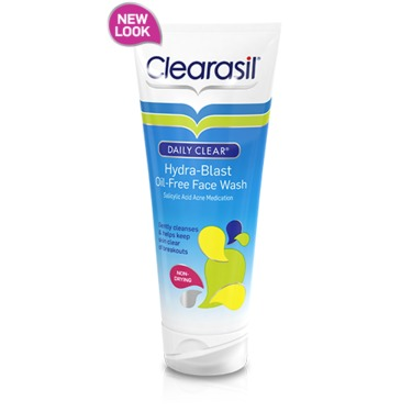Clearasil Daily Clear Oil-Free Face Wash