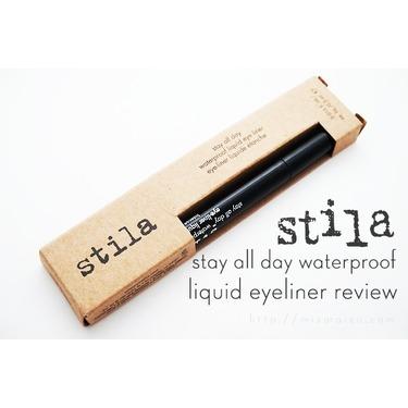 Stay All Day Waterproof Liquid Eye Liner - Stila