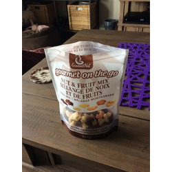 Gourmet on the go Nut and Fruit mix