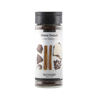Epicure Cocoa Crunch Whole Food Sprinkles