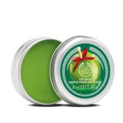 The Body Shop Glazed Apple Lip Balm
