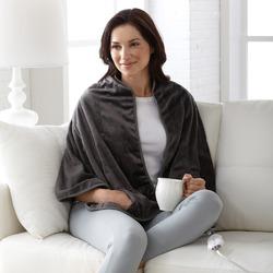 sunbeam heated shawl