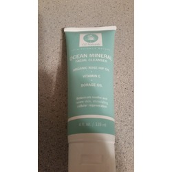 Ocean Mineral Cleanser by Oz Naturals
