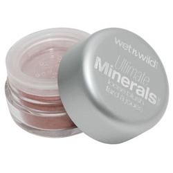 Wet ' Wild's Ultimate Minerals Loose Blush