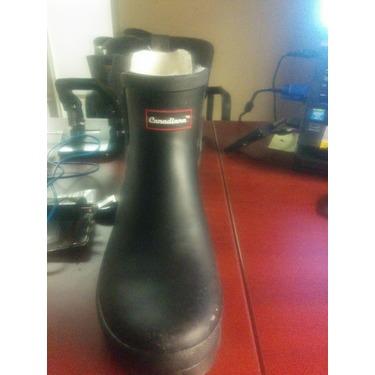 Canadiana boots