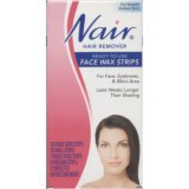 Nair Pretty Glitter Wax Strips
