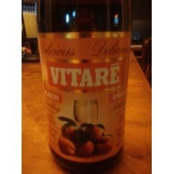 Vitare Peach Sparkling Non Alcoholic Spritzer