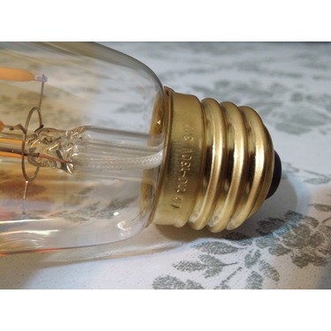 LIGHTSTORY Gilded LED Filament Bulb ST18 40W
