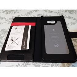 Spigen Galaxy S6 Edge Plus Case Leather