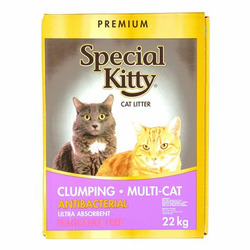 Special Kitty Clumping Fragrance Free Litter