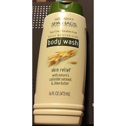spa haus body wash