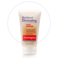 Neutrogena Blackhead Eliminating Daily Face Scrub