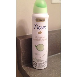 Dove Dry Spray Cool Essentials