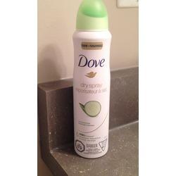 Dove Dry Spray Cool Essentials