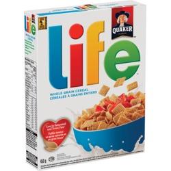 Quaker Life Original Cereal