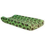 Carters Monkey Change Pad Cover