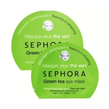 Sephora Collection Green Tea Fiber Eye Mask