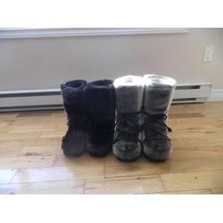 Nakiuk Fur Boots - Seal Fur