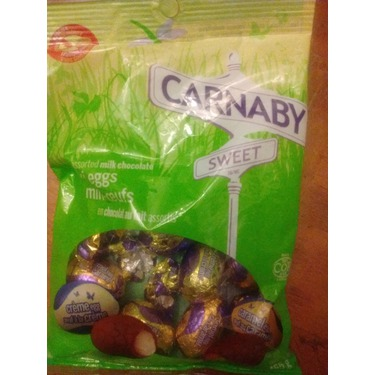 Carnaby Assorted Mini Eggs