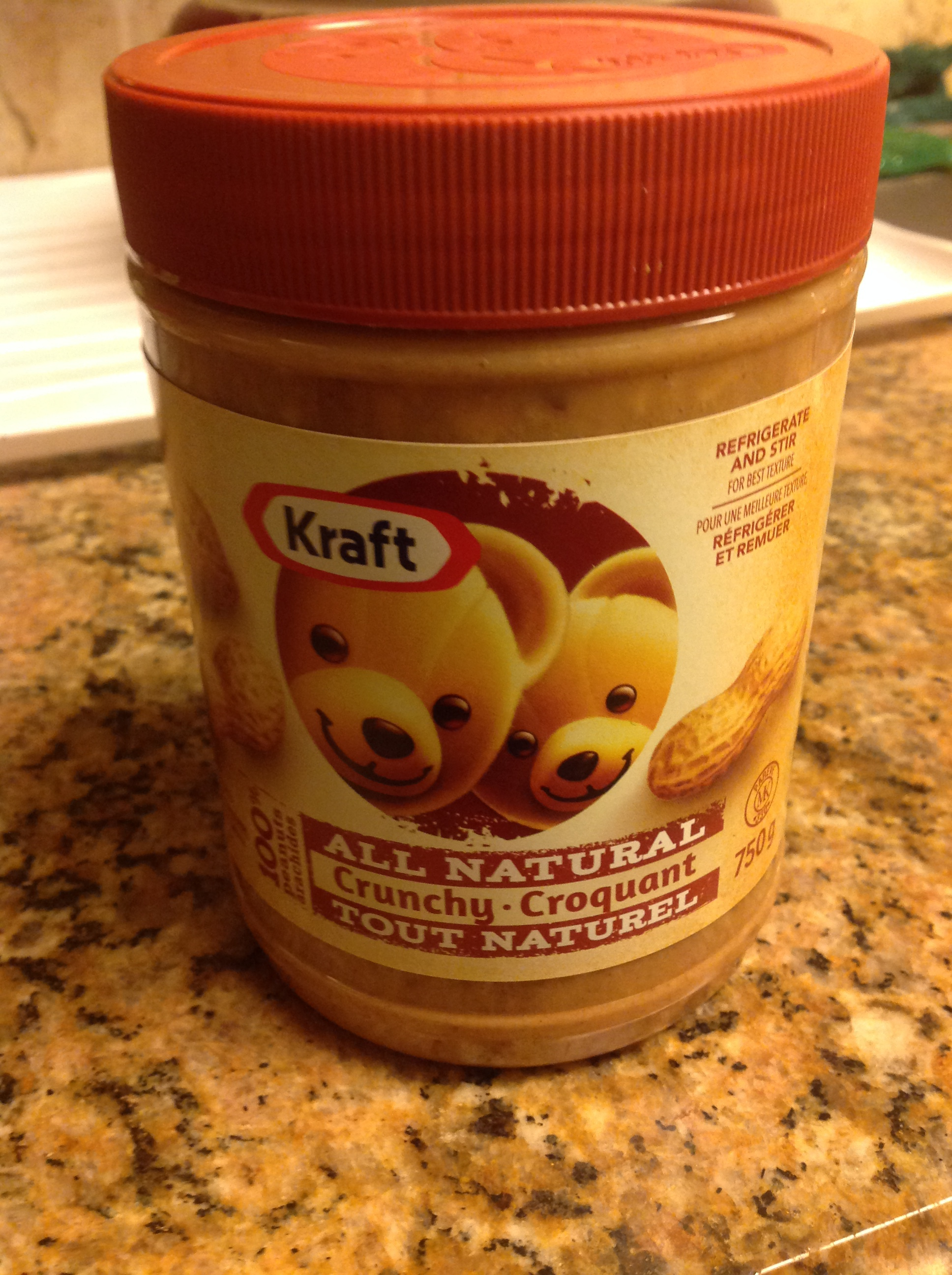 All Natural Beauty Products For: Kraft All Natural Crunchy Peanut Butter Reviews In Dips